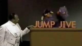 "Sesame Street - Cab Calloway: ""Jump Jive"""