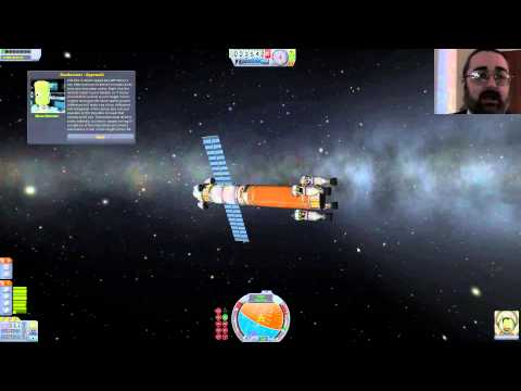 Kerbal Asteroid Redirect Mission 1