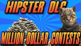 GTA 5 Hipster DLC - Double GTA Money, Million Dollar Contest, Limited Edition Clothes + More!