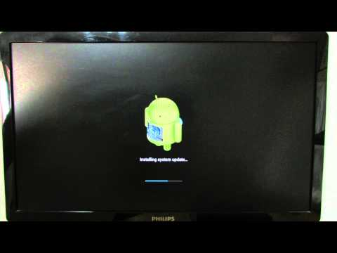 Video tutorial: How to easily upgrade firmware on Vigica P3S