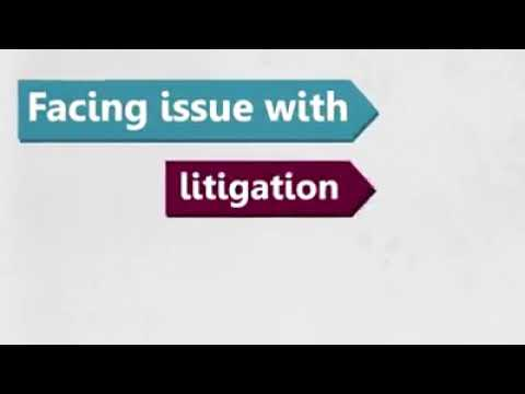 Are you caught up in litigation and unable to pay your litigation fee? Don't worry, we are there to