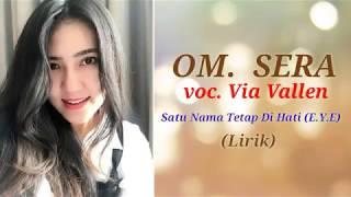 Gambar cover Via vallen terbaru 2019 Satu nama tetap di hati & lirik #Sera