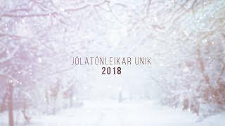 Jólatónleikar UNIK 2018