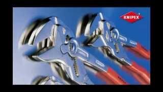 KNIPEX клещевой ключ(регулируемый инструмент для работы с винтовыми соединениями - также замечательно подходят для захвата,..., 2012-07-03T09:29:17.000Z)