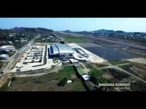 Bandara Udara Komodo  - Labuan Bajo Flores