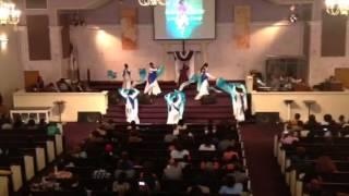Mount Bethel Liturgical Dance Ministry