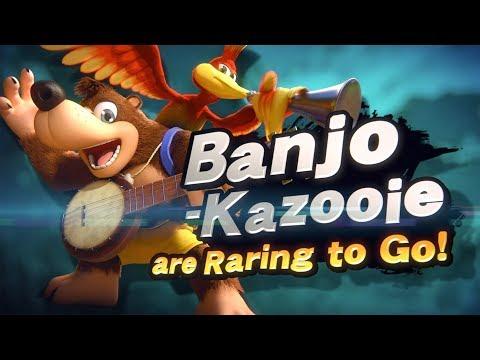 Spiral Mountain Banjo-Kazooie  - Super Smash Bros Ultimate Soundtrack