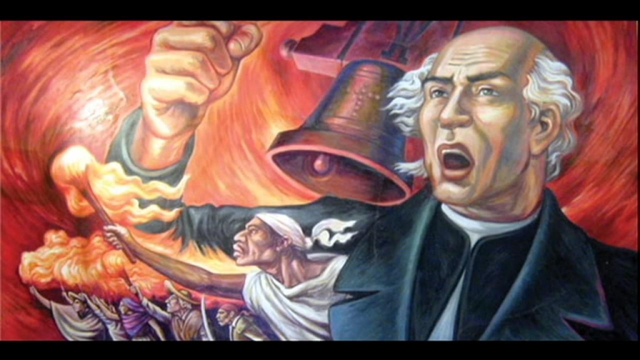 De La Independencia A La Revolución Mexicana