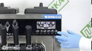 Обзор Фризер для мягкого мороженого Koreco SSI224