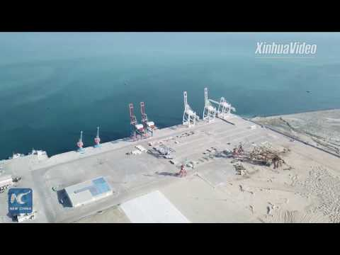 Pakistan's Gwadar port gains economic vitality after free zone launched