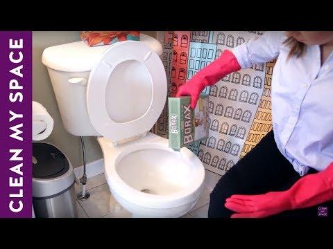 5 Amazing DIY BORAX Cleaning Tips!