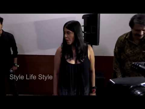 Ekta Kapoor Hot Ample Cleavage Show At Bose Web Series Trailer Launch ''Style Life Style thumbnail