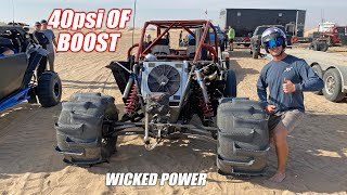 Driving the FASTEST Polaris RZR on the PLANET!!! (2JZ Supra Engine Swap)