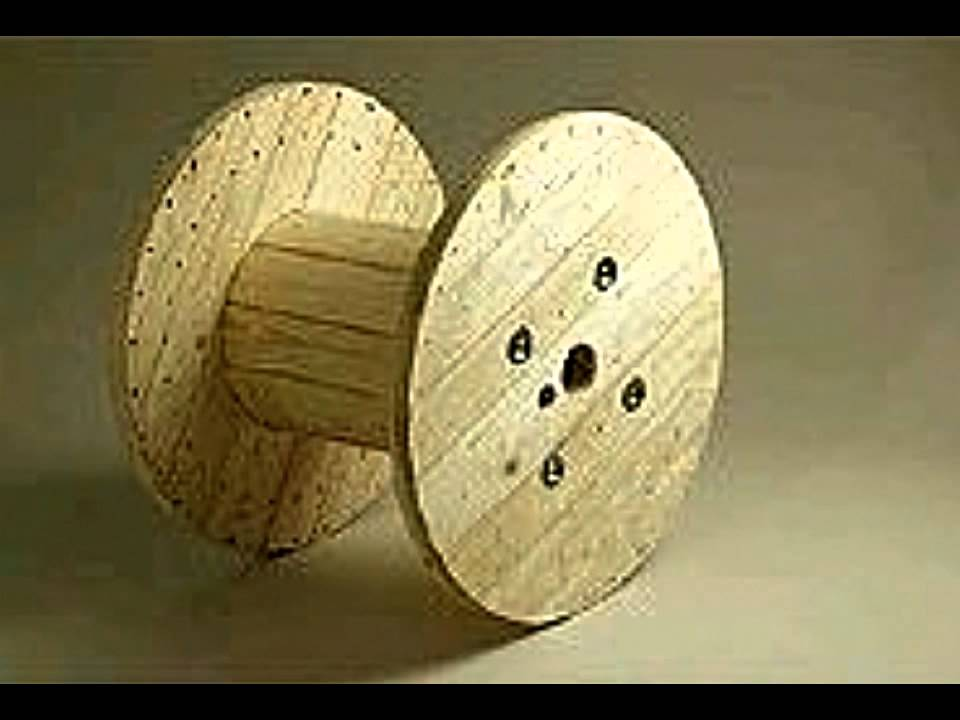 cable reels wood - 747×499