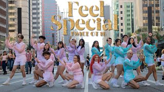 [KPOP IN PUBLIC CHALLENGE] TWICE - FEEL SPECIAL (OT 16) - DANCE COVER by B2 Dance Group Ft. Fix2u