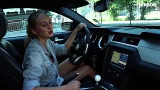 Автодрайв. Ford Mustang Shelby GT500. Тест-драйв(В Томске очень много интересных и оригинальных машин, и Алина Евдокимова начала настоящую охоту за ними...., 2014-07-14T11:03:30.000Z)