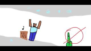 WELCOME TO MY MINE   MINECRAFT PARODI OF WELCOME TO MY HOUSE thumbnail