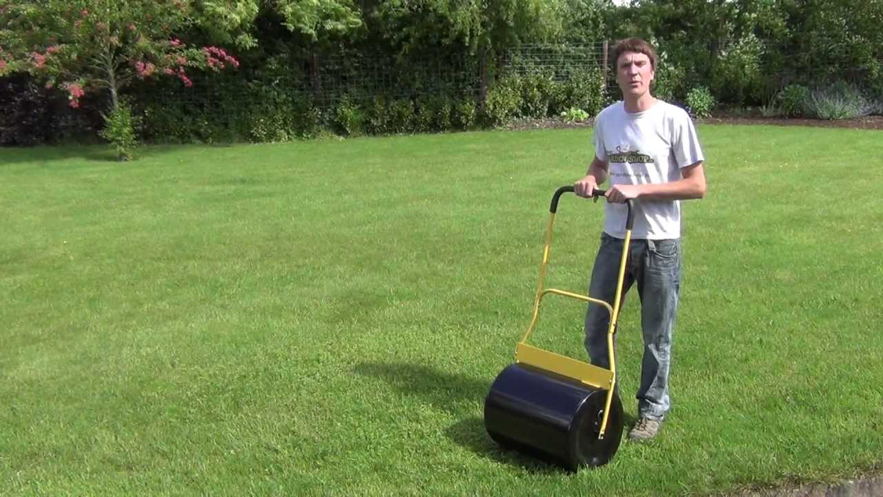 Lawn Roller Youtube