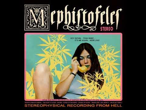 Mephistofeles - Music Is Poison (Live / Full Album 2018)