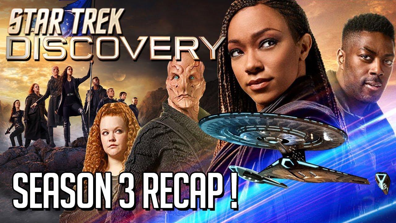 Download Star Trek Discovery Season 3 Recap