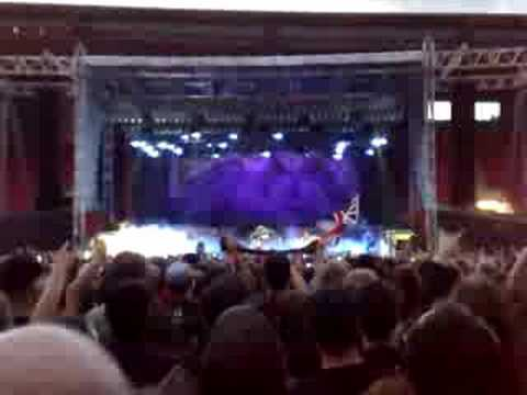Iron Maiden -efect (Prague- Eden 2008)