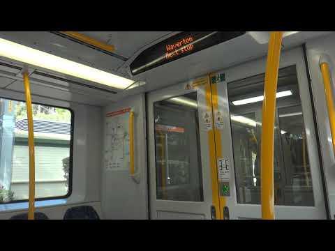 North shore train sydney