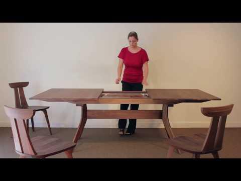 Superb Audrey Trestle Extension Table