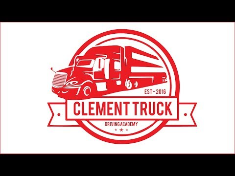 Become a Truck Driver with Clement Truck Driving Academy!