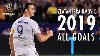 ALL ZLATAN GOALS: Zlatan Ibrahimović's record-breaking 30 regular season goals for LA Galaxy