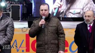 ՀՀԿ ն գալիս է ծրագրով, որը չի խոստանում հաջորդ օրը բոլոր խնդիրների լուծում  Վիգեն Սարգսյան