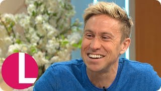 Funny Man Russell Howard Says Being &quotRaised by Lunatics&quot Set Him on the Comedic Path  Lorraine