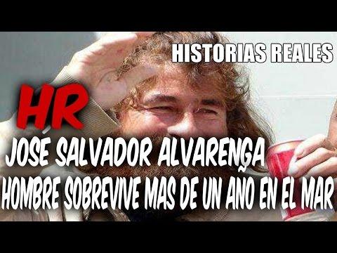El Naufrago José  Alvarenga - Historias Reales #01