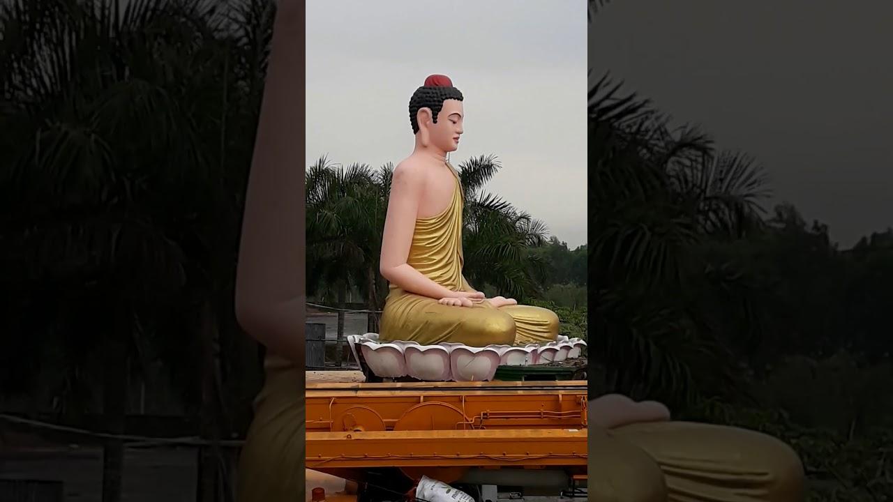 Phật cô đơn tang hoang do người đạo đức giã tạo ra - YouTube