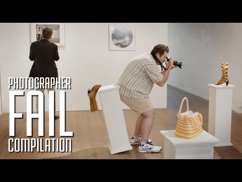 Photographer FAIL Compilation Fails,Wins,Attacks,Funny | Nils Langenbacher