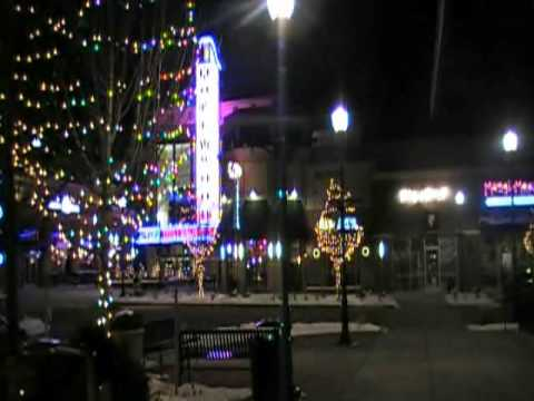 Walking around Southglenn in Centennial, Colorado