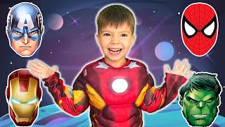 Super heroes dancing 🙈 동요와 어린이 노래 Kids Song