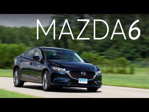 2018 Mazda6 Quick Drive | Consumer Reports