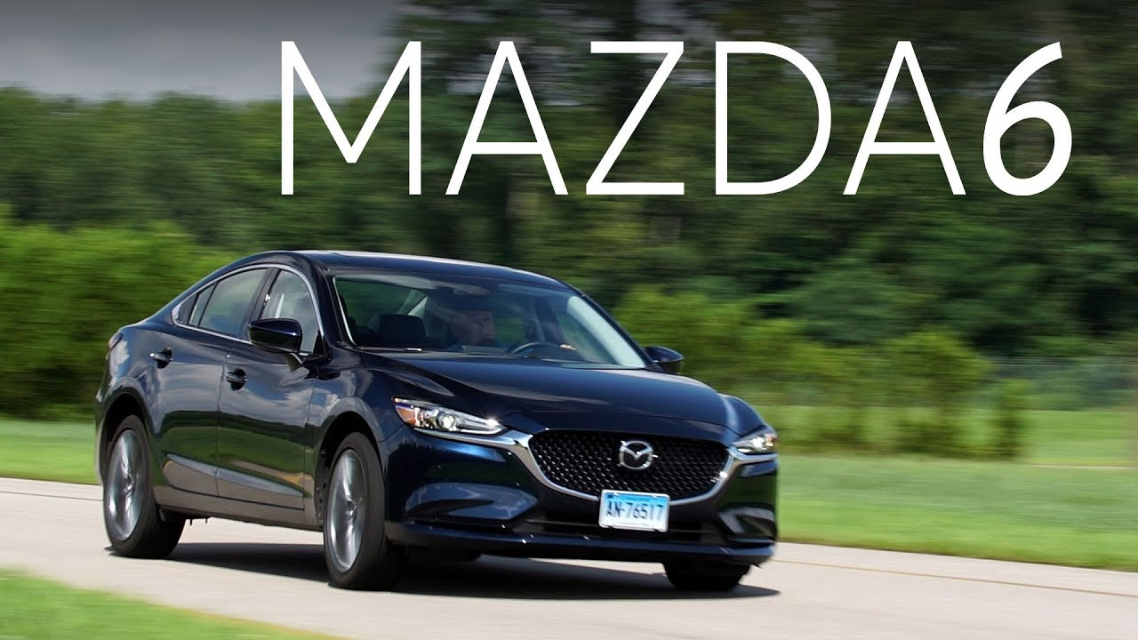 Lovely 2018 Mazda6 Quick Drive | Consumer Reports