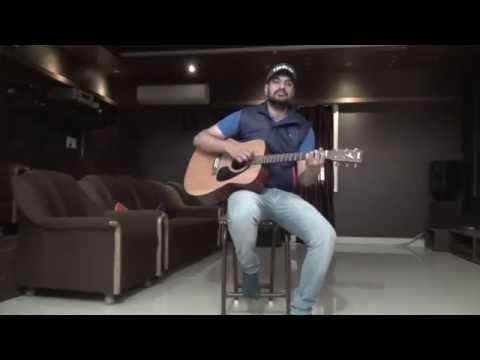 Jeena Jeena (Atif Aslam) | Badlapur |  Acoustic Guitar Cover By Angadjeet Singh