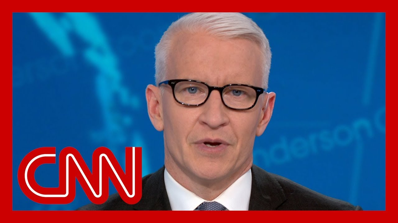 CNN:Cooper: Trump has a track record on this type of thing