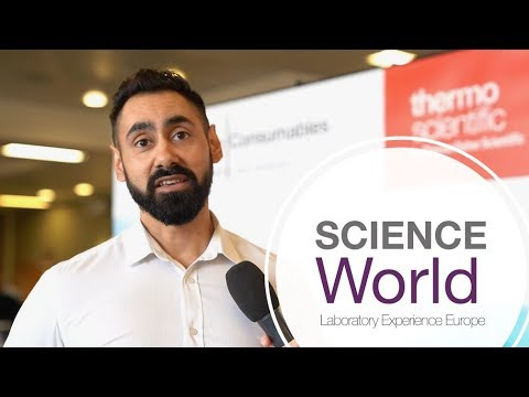 Thermo Scientific Chromatography Columns At Science World 2019 Leicester