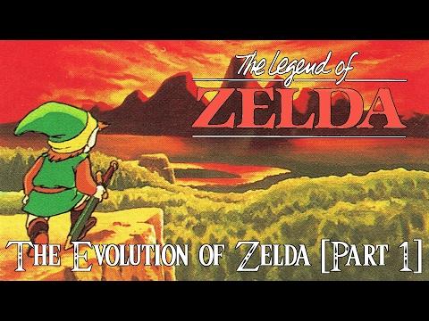 The Evolution of Zelda [Part 1] - The Legend of Zelda Review