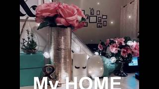 Handmade home decor, amazing home decor with no cost by my self, home decor ideas, beautiful decors