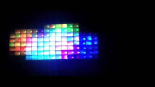 Rgb Led Coffee Table [video 1]