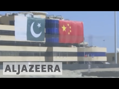 Pakistan a hub in China
