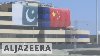 Gambar cover Pakistan a hub in China's 'New Silk Road'
