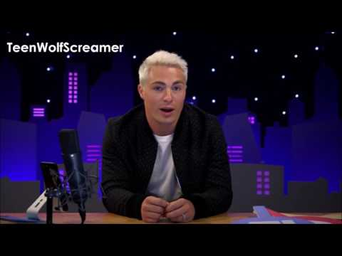"Colton Haynes | On His New Movie ""Rough Night"" and Coming Back to ""Teen Wolf""?! 