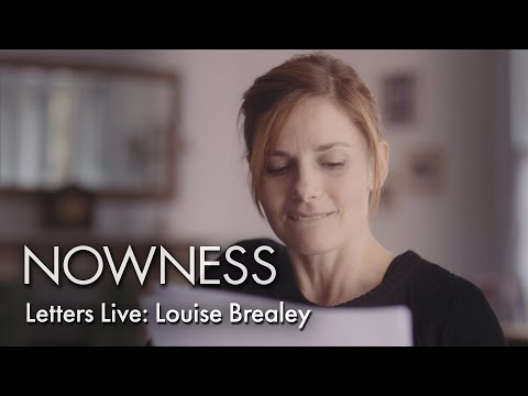 """Louise Brealey reads 'My Dear Bessie'"" by Letters Live"