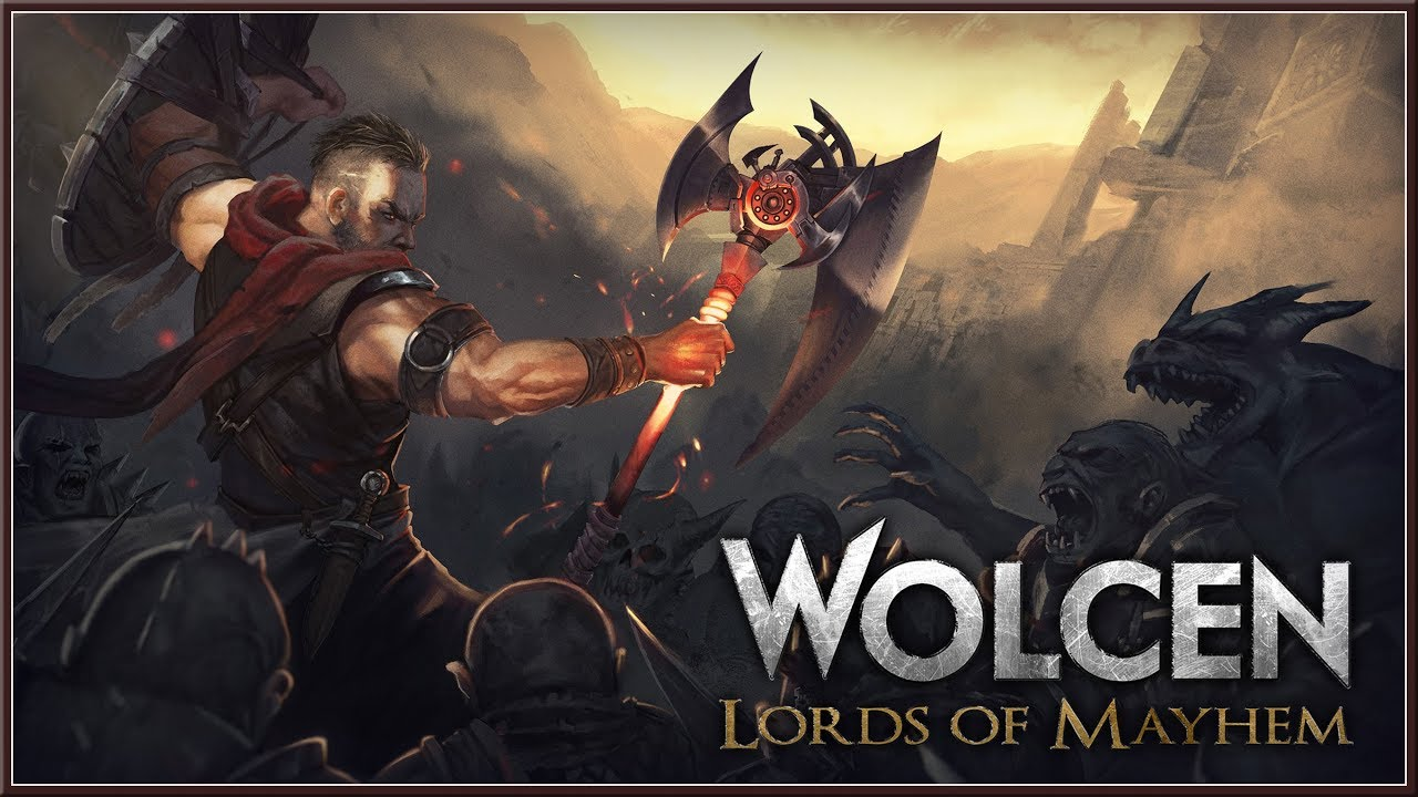WOLCEN : Lords Of Mayhem - NEW Technical Beta Gameplay A Hack & Slash Action RPG (2018) HD