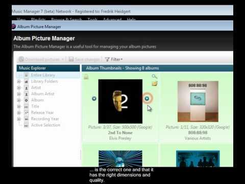 Album Picture Manager